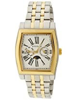 Titan Orion Analog White Dial Men's Watch - NC1555BM01