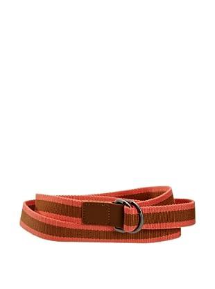 Cinturón Nancy (Rojo / Marrón)