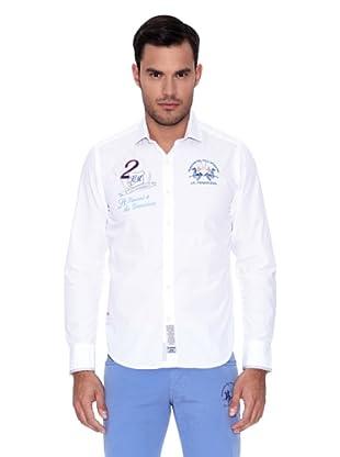 La Martina Camisa Gabriel (Blanco)