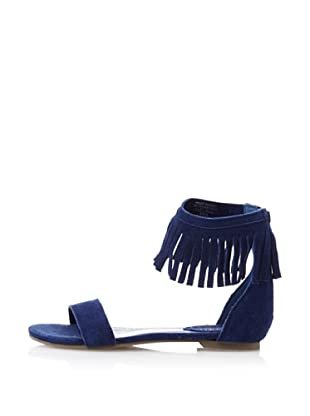 Springfield Sandalias Flecos (Azul)