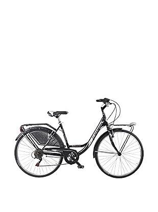 Linea Fausto Coppi Fahrrad RH1L26206.44NE schwarz