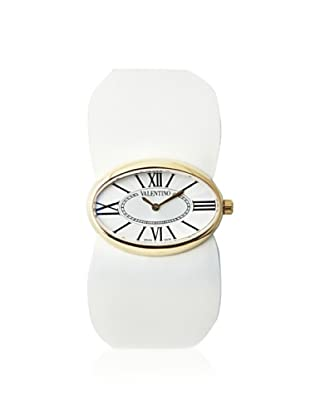 Valentino Women's V43MBQ4001S001 Seduction White/14K Gold-Plated Stainless Steel Watch