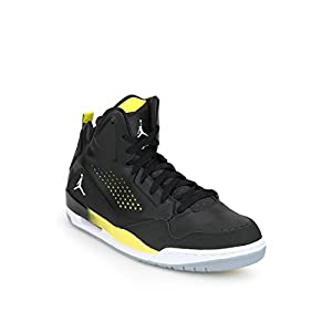 Jordan Sc-3 Black Basketball Shoes
