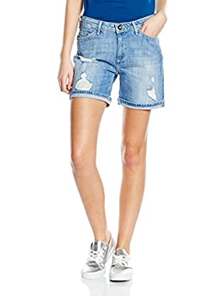 Lee Shorts Boyfriend Short Vintage Blue