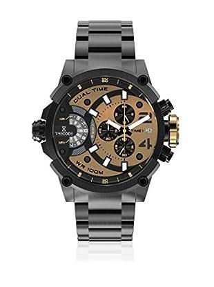 Timecode Quarzuhr Man Tc-1003-07 anthrazit 46 mm