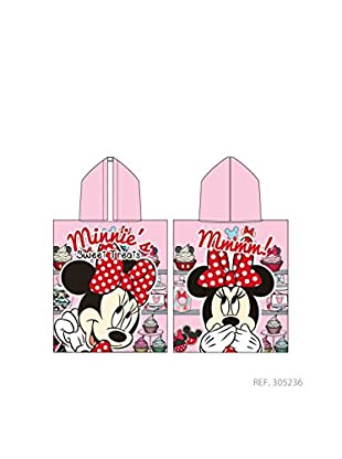 Mickey & Minnie Poncho Cupcake