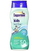 Coppertone Coppertone Kids Spf 50 Pure Simple Sunscreen Lotion