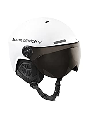 Black Crevice Skihelm Gstaad