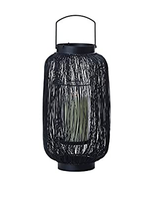 Torre & Tagus Wire Husk Lantern, Tall
