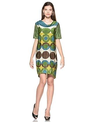 Eccentrica Vestido Victoria (Verde)