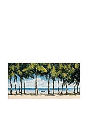 ArtopWeb Panel de Madera Serenity Grove