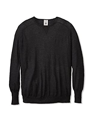 Pringle of Scotland Men's Long Sleeve Cashmere Solid Knit