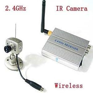 Mono Wireless CCTV Complete Color Camera