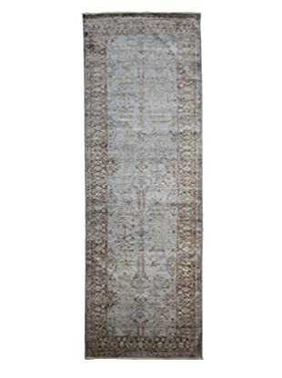 Darya Rugs Ziegler One of a Kind Rug, Blue, 4' 3