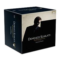 輸入盤CD ピーター=ヤン・ベルダー(ハープシコード) D.スカルラッティ:ソナタ全集(36枚組)のAmazonの商品頁を開く