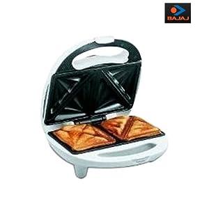 Bajaj Majesty SWX-10 Grill Sandwich Toaster