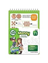 LeapFrog Dry Erase Activity Book - Money, Grades 2-3