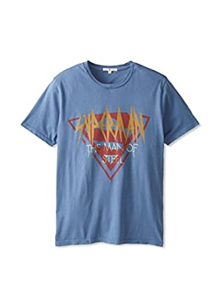 Junk Food Men's Superman Short Sleeve T-Shirt