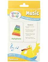 Brainy Baby Music Flashcards