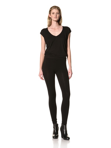 RICK OWENS Women's Leggings (Black)