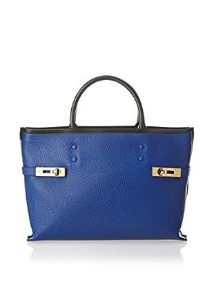 Chloé Women's Charlotte Tote, Blue