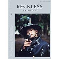 RECKLESS 2015年 Issue 01 小さい表紙画像