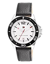 Tommy Hilfiger Analog White Dial Men's Watch - TH1790989J