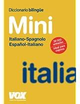 Diccionario Italiano-Spagnolo Espanol-Italiano/ Italian-Spanish Spanish-Italian Dictionary