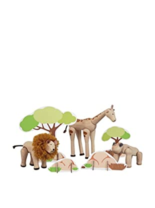 PlanToys Planimal Africa Series Play Set