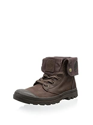 Palladium Men's Baggy Leather Boot (Chocolate)