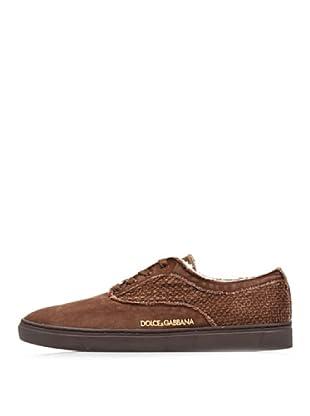 Dolce & Gabbana Zapatos (Marrón Oscuro)
