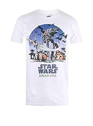 Star Wars T-Shirt Fight Scene