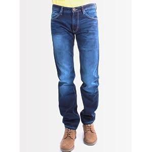 Lee Men Classic Indigo Powell Jeans