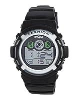 Ego by Maxima Digital Black Dial Men's Watch - E-37173PPDN