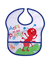 kims Plastic baby Bib for 12-18 months