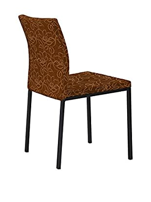 Domitalia Miro Chair, Black Lacquered