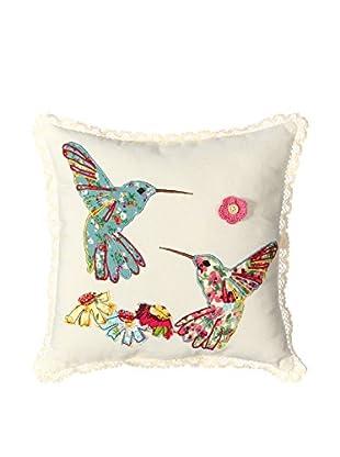Romantic Style Cojín Birdcage 80930
