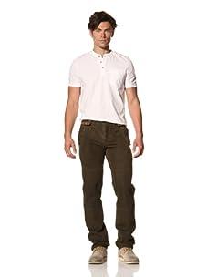 Madison Park Men's Fireman Pants (Army)