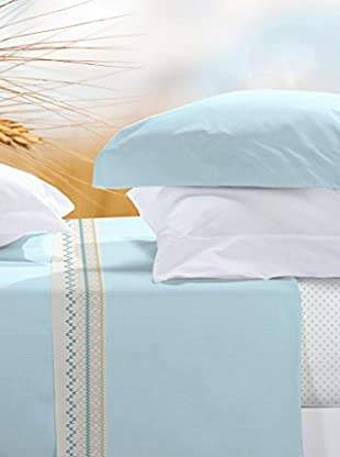 Manterol Betttuch und Kissenbezug Tuore