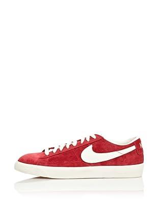 Nike Zapatillas Blazer Low Prm Vntg Suede (Rojo / Blanco)