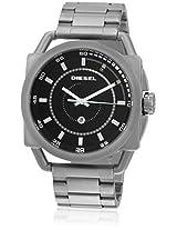 Dz1579 Silver/Black Analog Watch