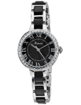 Kimio Analog Black Dial Women's Watch - KW506S-SB02