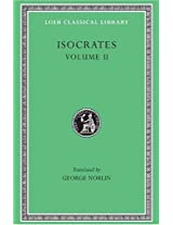 On the Peace - Areopagiticus - Against the Sophists - Antidosis L229 V 2 (Trans. Norlin) (Greek): 002 (Loeb Classical Library)
