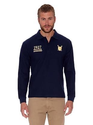 POLO CLUB CAPTAIN HORSE ACADEMY Poloshirt Regular Fit Ml Escudo
