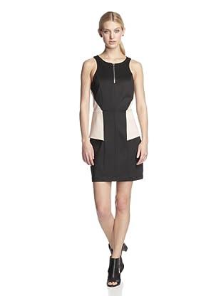 W118 by Walter Baker Women's Starr Dress (Black/Nude)