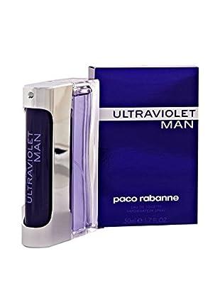 Paco Rabanne Eau de Toilette Hombre Ultraviolet 50.0 ml