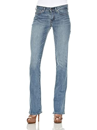 Levi´s Jeans Modern Bold Curve ID Skinny Boot (worn midway)
