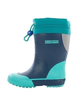 Gioseppo Kids Botas de Agua Tifon (Azul Petróleo)