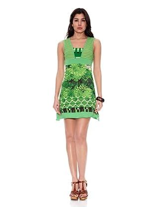 HHG Vestido Maxine (Verde)