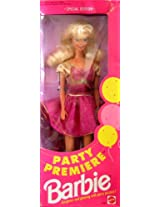 Barbie - Party Premiere - Special Edition Doll - 1992 Mattel